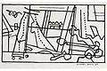 Stuart Davis, Seine Cart, 1939. Lithograph, WPA.jpg
