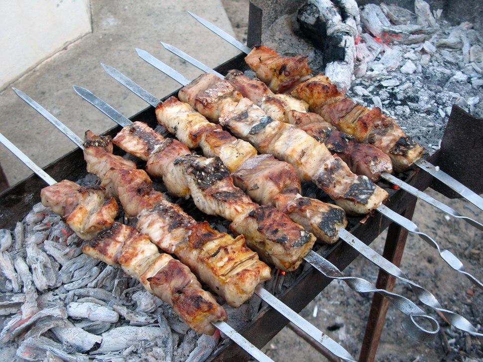 Sturgeon Kebab (2887202689).jpg