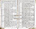 Subačiaus RKB 1832-1838 krikšto metrikų knyga 138.jpg