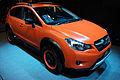 Subaru XV Sport Concept front 2013 Tokyo Auto Salon.jpg