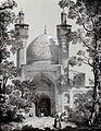 Sultan Hussein Mosque by Eugène Flandin.jpg