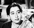Sumitra Devi in Ekdin Ratre (1956).jpg