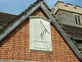 Sundial on church at Charlwood - geograph.org.uk - 24499.jpg