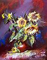 Sunflowers, Alim Adilov.jpg