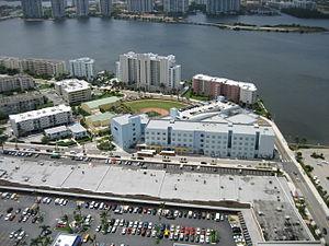 Sunny Isles Beach, Florida - Norman S. Edelcup/Sunny Isles Beach K-8 in Sunny Isles Beach.