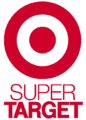 Second SuperTarget logo (2006–present)