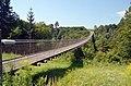 Suspension bridge Santa Lucia, Bleiburg 03.jpg