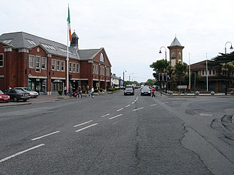 Sutton, Dublin - Sutton Cross