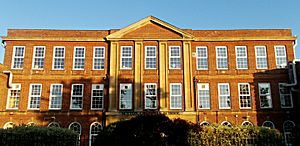 Sutton Grammar School, SUTTON, Surrey, Greater London.jpg