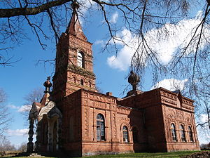Suure-Jaani - Suure-Jaani Orthodox Church