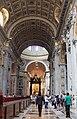 Sv Petr Vatican interier 25.jpg