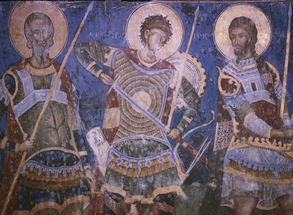 Sveti ratnici Manasija