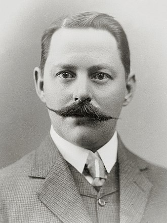 Syd Gregory - Syd Gregory in 1896