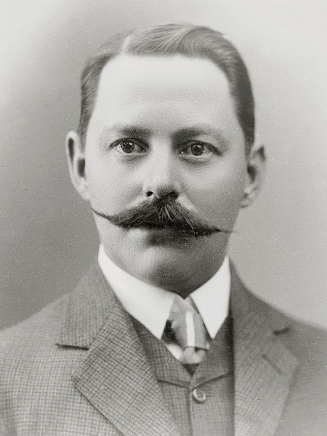 Syd Gregory 1896