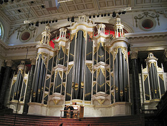 Sydney Town Hall Grand Organ - The Grand Organ