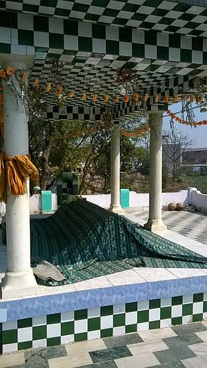 سید بڈھن شاہ بہرائچی کی مزار مبارک