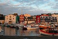 Tórshavn.2.old habour.jpg