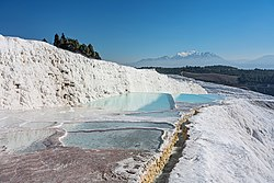 Travertini di Pamukkale