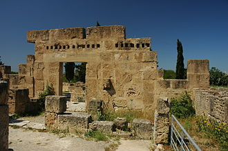 Utica, Tunisia - The ruins of Utica