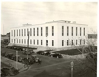 J. Marvin Jones Federal Building and Mary Lou Robinson United States Courthouse United States historic place