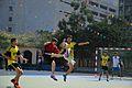 Tak Sun Secondary School inter-class football match 2014.jpg