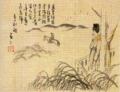 TakehisaYumeji-MiddleTaishō-Parting in Spring.png