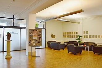 Tallinn University of Applied Sciences - Image: Tallinna Tehnikakõrgkool, üliõpilasesinduse esine