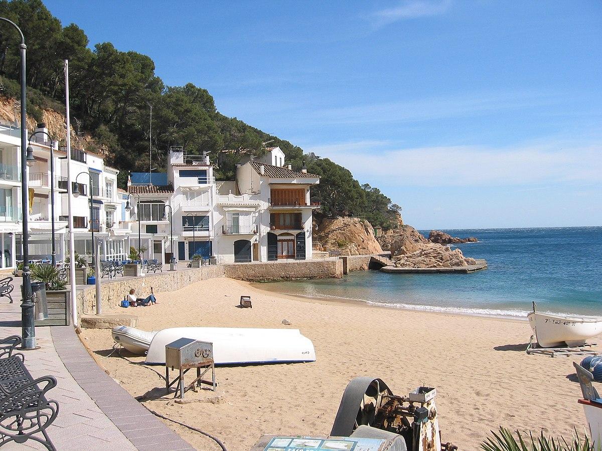 Beach Towns South Spain