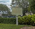 Tampa FL North Franklin St HD Graham marker01.jpg