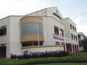 Tampines - Tampines Regional Library