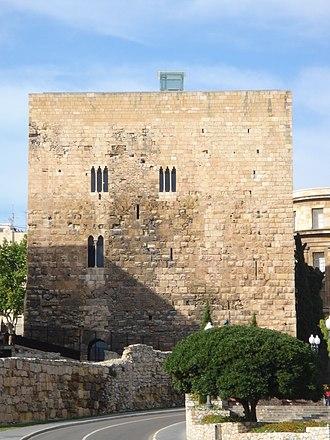 Provincial forum of Tarraco - Pretorian Tower