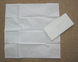 Tissue paper - Tissue paper sheet
