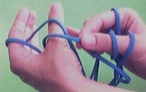 String figure - Image: Tasse 3