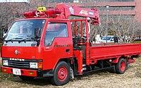 Mitsubishi Fuso Canter Wikipedia