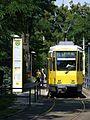 Tatra tram, Linie 60 Terminus, Berlin Friedrichshagen, Aug 2010.jpg