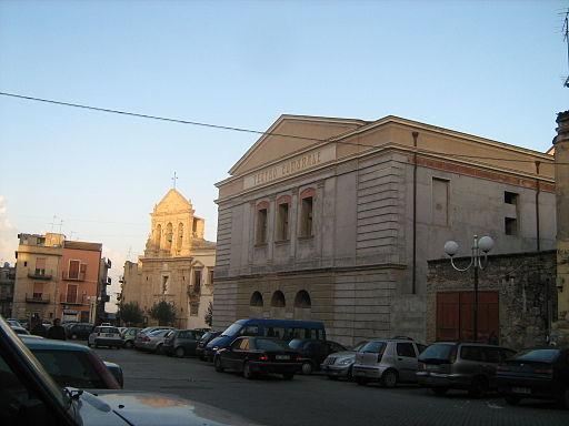 Teatro Comunale Eschilo Gela