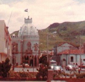 Presidential Palace of Honduras - The Presidential Palace, Tegucigalpa