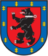 Coat of arms of Telšu apriņķis