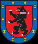 das Wappen von Bezirk Tel�iai