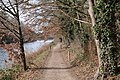 Teltowkanal promenade in Kleinmachnow 2021-02-24 03.jpg