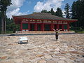Temple Eniti, historic sites, town Bandai, Fukushima Prefecture.jpg