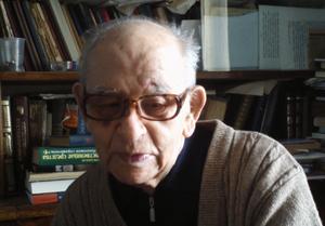 Teodor Oizerman - Teodor Ilyich Oizerman in 2012