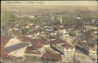 Tetovo - Tetovo 1913