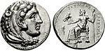 Tetradrachm, Alexander the Great, 323 BC, Tarsos.jpg