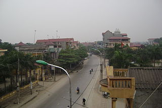 Đoan Hùng District District in Northeast, Vietnam