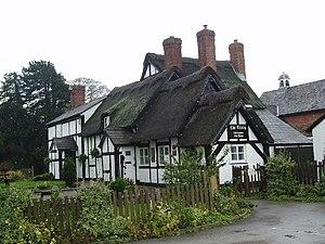 Faddiley - Thatch Inn, Faddiley
