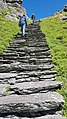 The 600 steps at Skellig Michael 06.jpg