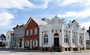 National Register of Historic Places listings in Randolph County, West Virginia - Image: The Beverly Heritage Center the center of the Beverly Historic District