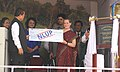 The Chairperson, National Advisory Council, Smt. Sonia Gandhi launching the 4th phase of New Land Use Policy (NLUP) in Mizoram, at Aizawl on September 20, 2013. The Chief Minister, Mizoram, Shri Lal Thanhawla is also seen.jpg