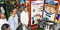 "The Chief Minister of Chhattisgarh, Dr. Raman Singh visiting after inaugurating the ""Saath Hai Vishwaas Hai, Ho Raha Vikas Hai"" Exhibition of DAVP, in Raipur (1).jpg"